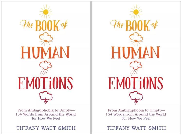 Книга человеческих эмоций Тиффани Уотт Смитт
