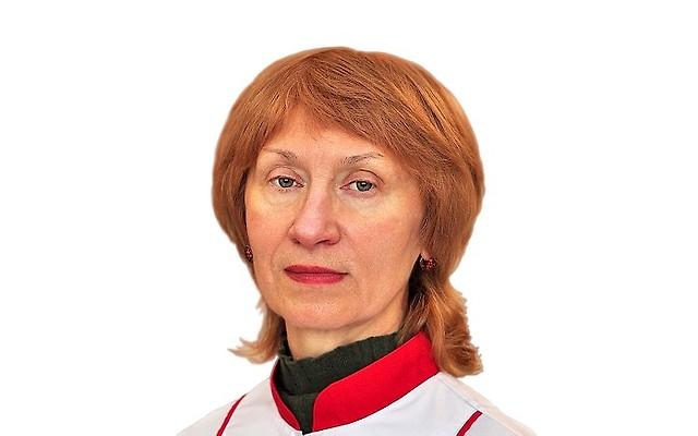Никитина Елена Ивановна